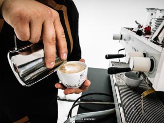 Kufel Event mobilny Coffee bar, Barista na wesele Częstochowa