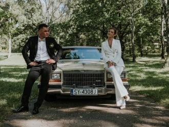 Cadillac Fleetwood - wyjątkowe auto do ślubu,  Bytom