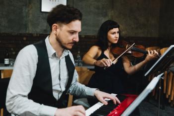 Oprawa muzyczna ślubu - SKRZYPCE i ORGANY/PIANINO + WOKAL, Oprawa muzyczna ślubu Czersk