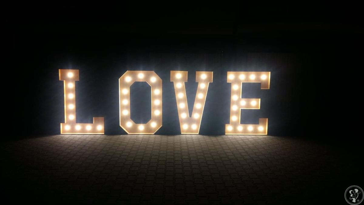 Napis LOVE XXL 150cm, Koziegłowy - zdjęcie 1