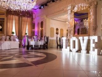 Napis LOVE - wynajem na ślub, wesele,  Koszalin