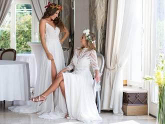Centrum Mody Ślubnej Ksymena - SALON SZCZĘŚLIWYCH KOBIET, Salon sukien ślubnych Miasteczko Śląskie
