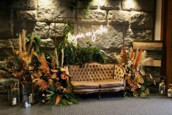 Lejman Design Group - WEDDING HUNTER aranżacja /kwiaty /scenografia, Dekoracje ślubne Szczyrk