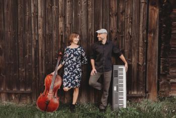 Oryginalnie i z klasą - Wiolonczela & Piano - San Felice Duo, Oprawa muzyczna ślubu Częstochowa