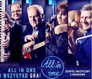Zespół muzyczny All in one- 100% na żywo!, Zespoły weselne Gorlice