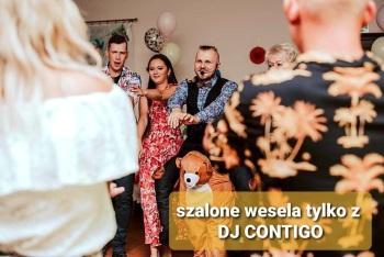 DJ CONTIGO - Z Tobą! Z Wami!, DJ na wesele Legnica