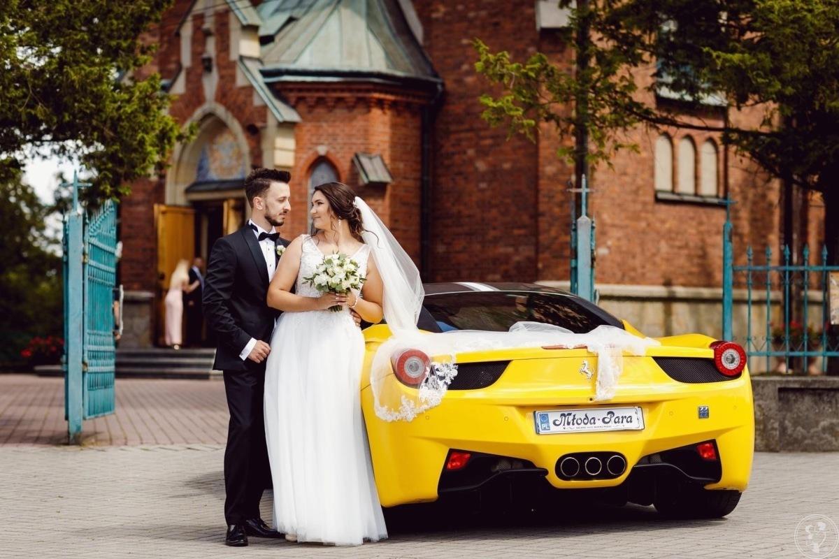 Ferrari 458 italia samochód do ślubu ! Bentley, Porsche, Mercedes, Kraków - zdjęcie 1