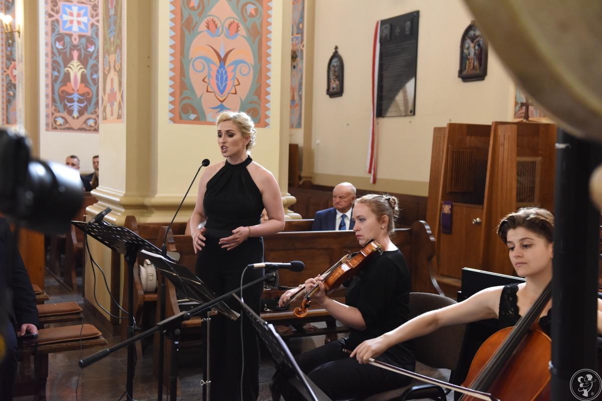Oprawa muzyczna ślubu /wokal/skrzypce/wiolonczela/trąbka/duet/trio, Warszawa - zdjęcie 1
