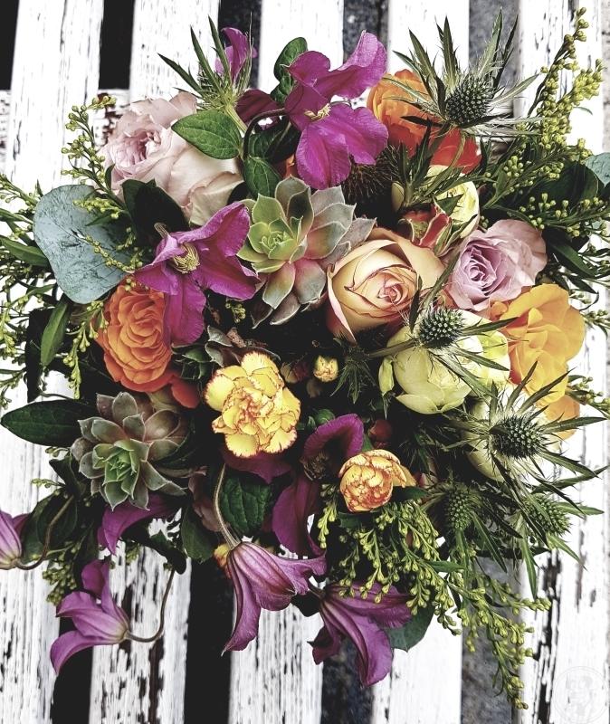 Kwietny Zakamarek -dekoracje ślubne sal, kościołów, samochodu, bukiety, Zielona Góra - zdjęcie 1