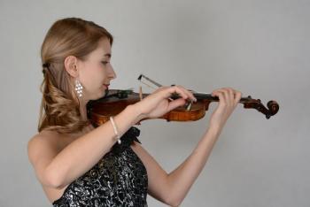 Paulina Wójcik - skrzypce, Oprawa muzyczna ślubu Świerzawa