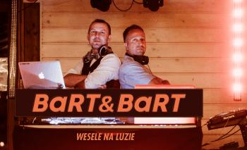 BART&BART; - Wesele Na Luzie, DJ na wesele Jastarnia