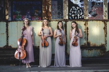 Kwartet smyczkowy UpBeat Quartet, Oprawa muzyczna ślubu Głuszyca