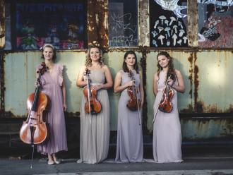 Kwartet smyczkowy UpBeat Quartet,  Wrocław
