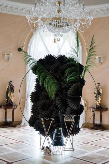 Ścianki i dekoracje ślubne The Wedding Bells