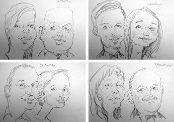 Wyjątkowy karykaturzysta. Karykatury - atrakcja na wesele, Artysta Warszawa