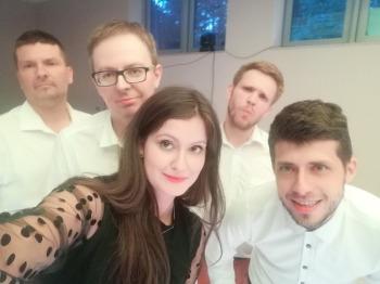 BONA SONO Cover Band | 5 os. zespół muzyczny | 100% muzyki LIVE!, Zespoły weselne Wojkowice