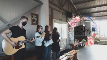 Juzkes - oprawa muzyczna ślubu, Oprawa muzyczna ślubu Skórcz