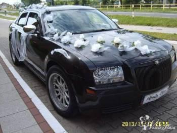 Potężny Bentley-Chrysler 300c- Bestia dla BOSSA, Samochód, auto do ślubu, limuzyna Kostrzyn nad Odrą