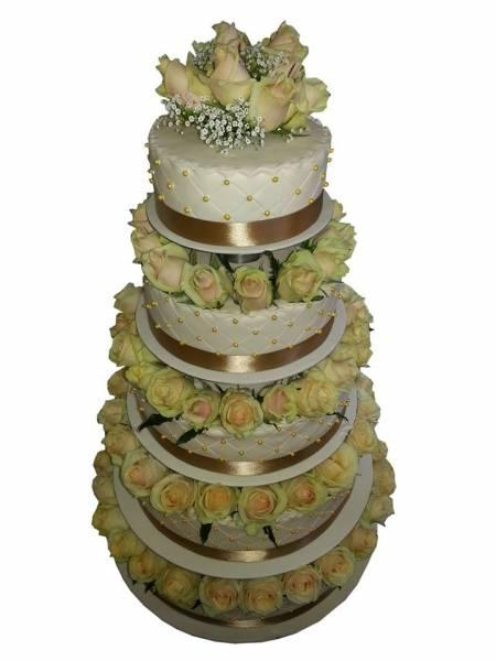 Torty,ciasta weselne,cupcake CUKIERNIA LK-MAJ, Tarnowskie Góry - zdjęcie 1