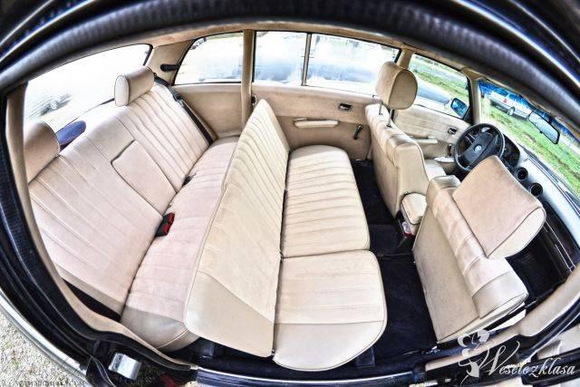 Auto do ślubu zabytkowa limuzyna Mercedes Pullman, Wrocław - zdjęcie 1