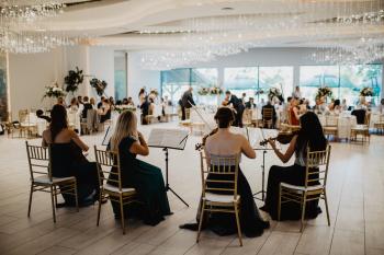 Manufaktura Muzyki -skrzypce,śpiew,kwartet smyczkowy,harfa,flet,organy, Oprawa muzyczna ślubu Konstancin-Jeziorna