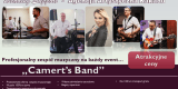 Camert's Band - Zespół Coverowy  - 100% na żywo 🎼, Tarnów - zdjęcie 5