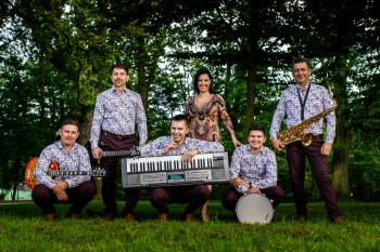 Zespół muzyczny 'LEXER', Zespoły weselne Ustrzyki Dolne