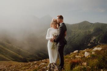 M Kiszela fotograf + filmowiec - 4K , dron, sesja ślubna w górach, Fotograf ślubny, fotografia ślubna Jordanów