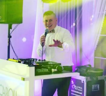 DJ Caroll Wodzirej, DJ na wesele Skępe