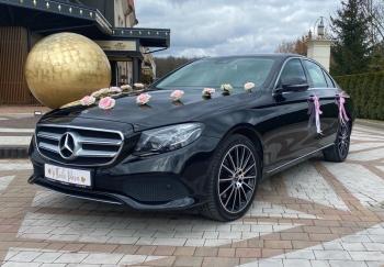 Auto do Ślubu/ Mercedes , Samochód, auto do ślubu, limuzyna Tyszowce
