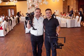 Rafał i Marcin - Film (Video-Filmowanie/Śluby/Wesela), Kamerzysta na wesele Murowana Goślina