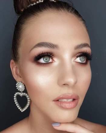 Make My Day Make Up & Beauty Martyna Grala-Ślęzak, Makijaż ślubny, uroda Kalety