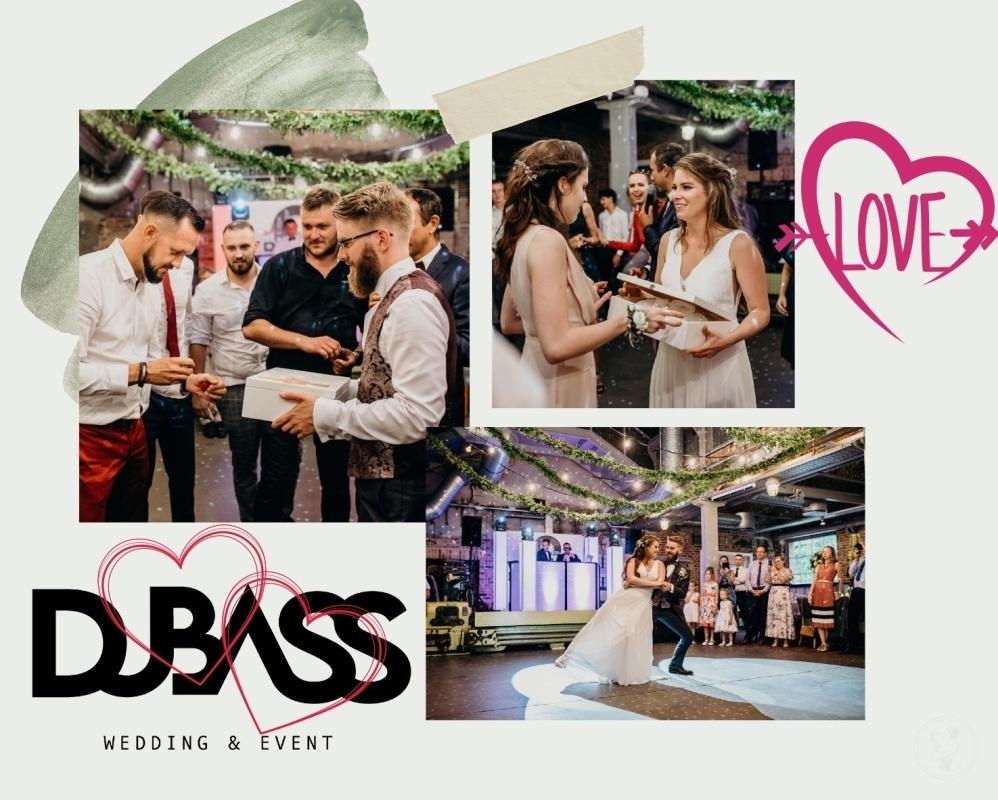 DJ Wodzirej/ Konferansjer na Wesele DJ BASS EVENT & WEDDING, Chorzów - zdjęcie 1