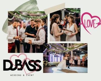 DJ Wodzirej/ Konferansjer na Wesele DJ BASS EVENT & WEDDING, DJ na wesele Rydułtowy