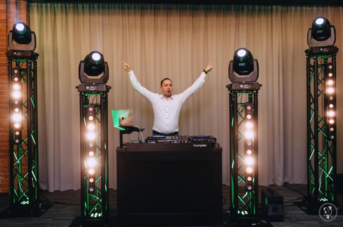 DJ   Wodzirej   Konferansjer na wesele - Gramy Z Wami, Łódź - zdjęcie 1