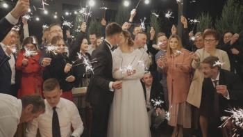 D&D Movies - film i teledysk ślubny + dron w pakiecie, Kamerzysta na wesele Bielsko-Biała