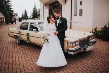 Cadillac Fleetwood - wyjątkowe auto do ślubu