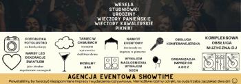 Agencja Eventowa Showtime, Fotobudka, videobudka na wesele Skała