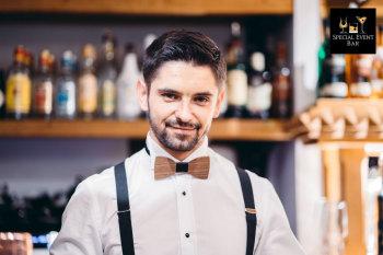 Barman na wesele drink bar/ festiwal shotów/ płonące lamborghini, Barman na wesele Żabno