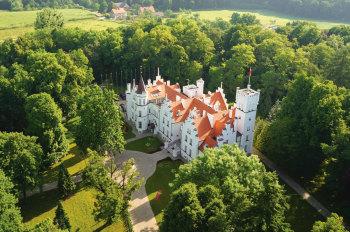 Pałac Sulisław - Wyjątkowe miejsce na wyjątkową okazję, Sale weselne Opole