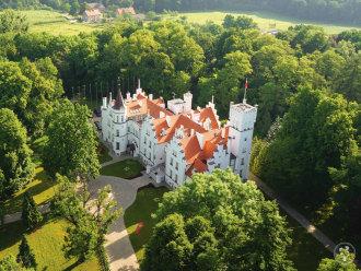 Pałac Sulisław - Wyjątkowe miejsce na wyjątkową okazję,  Grodków