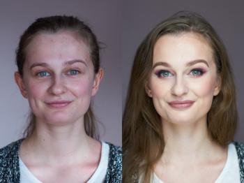 ApoMaluje - makijaż ślubny i okolicznościowy, Makijaż ślubny, uroda Gdańsk