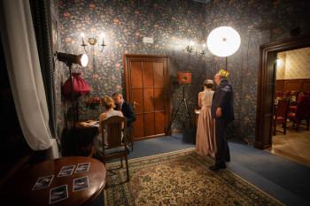 Oryginalna ręcznie wykonana drewniana fotobudka Vintage - rustykalna, Fotobudka, videobudka na wesele Wejherowo