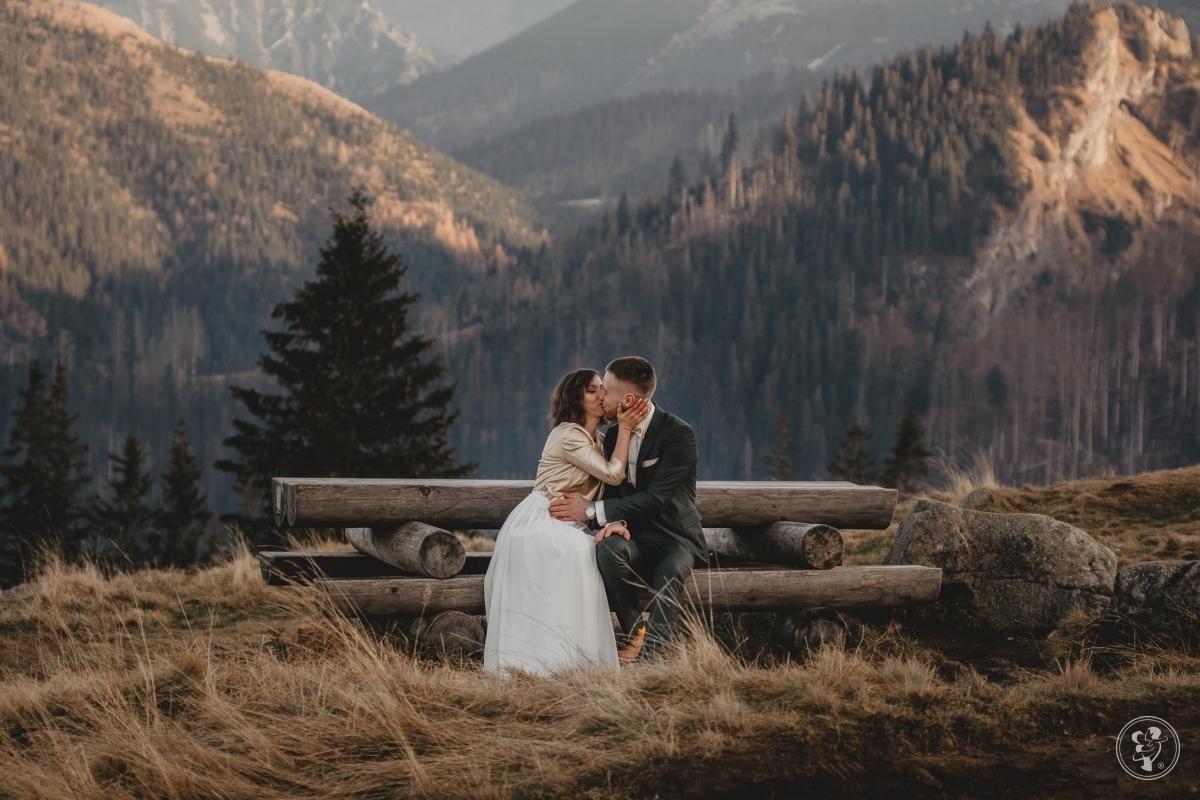 Autorska, naturalna  fotografia ślubna., Będzin - zdjęcie 1