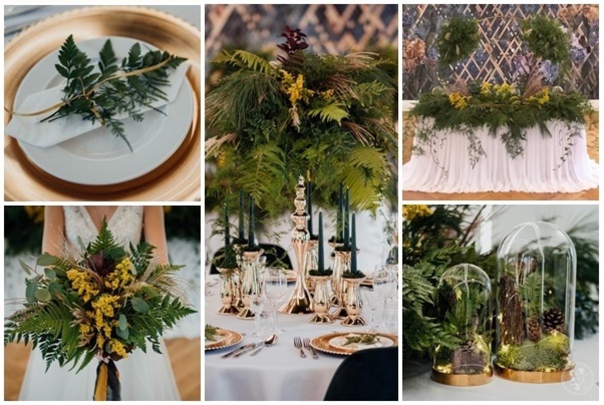 Niebanalne dekoracje ślubne tworzone z miłości do radości!, Tomaszów Lubelski - zdjęcie 1