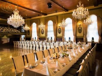 Restauracja Oaza Wielowieś, Sale weselne Wielowieś
