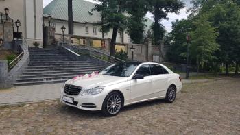 Biały Kamelon z certyfikatem. Mercedes auto samochód do ślubu od 400zł, Samochód, auto do ślubu, limuzyna Łódź