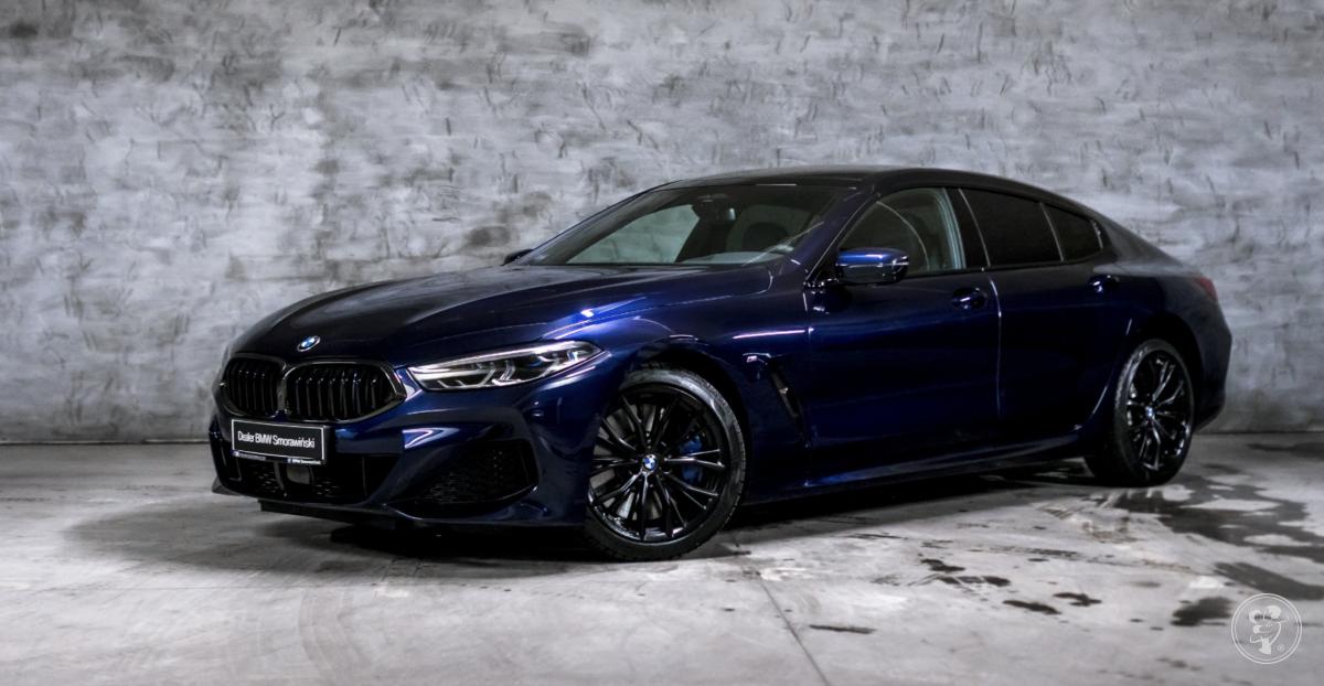 Piękne BMW Seria 8 Gran Coupe do ślubu i na inne okoliczności, Wałbrzych - zdjęcie 1