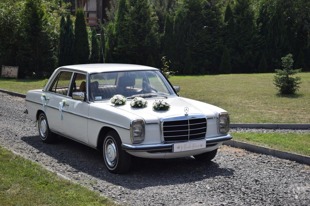 OldGear- Wynajem- Mercedes w114 / Fiat 126p, Kluczbork - zdjęcie 1