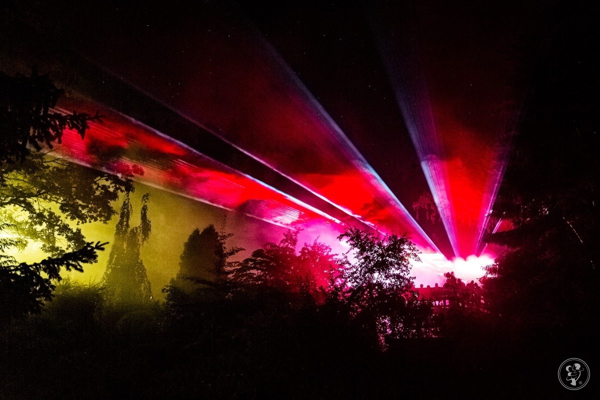 Pokaz laserowy z Firmą FIRE SHOW - pokazy laserowe i multimedialne., Lubań - zdjęcie 1